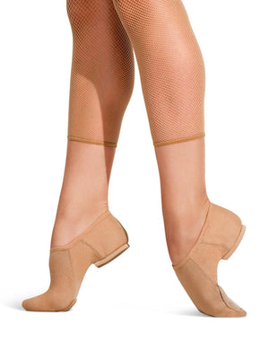Capezio EOS Jazz Shoe - Child - Tan - Style:PP17C
