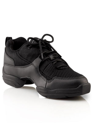 Capezio Fierce Dansneaker® - Black - Style:DS11A