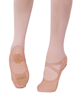 Capezio Hanami Ballet Shoe - Child - Tan - Style:2037C