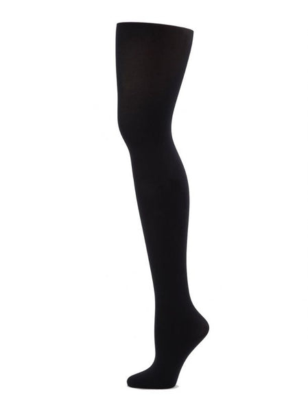 size 3X Capezio Plus Size Hold /& Stretch Footed Tights for Women New Style 1862