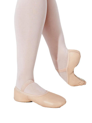 Capezio Lily Ballet Shoe - Child - Pink - Style:212C