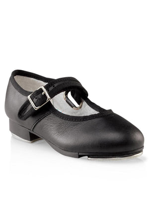 Capezio Mary Jane Tap Shoe - Child - Black - Style:3800C