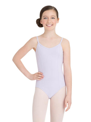 Capezio Princess Camisole Leotard - Girls - Purple - Front - Style:CC101C