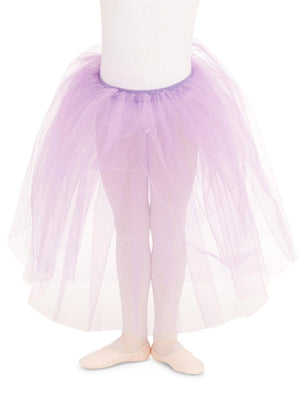 Capezio Romantic Tutu - Girls - Purple - Front - Style:9830C