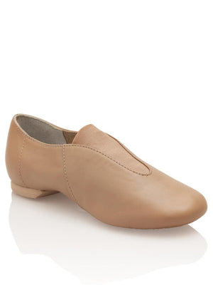 Capezio Show Stopper Jazz Shoe - Tan - Style:CP05