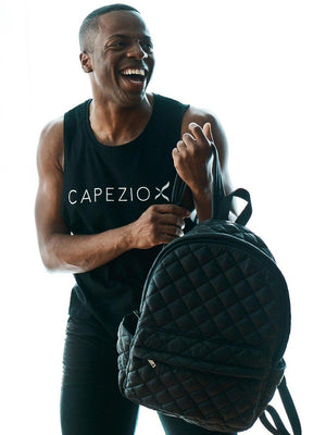 Capezio Technique Backpack - Black - Style:B203W