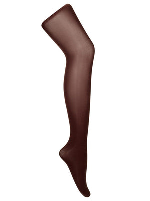 Capezio Ultra Soft Transition Tight® - Girls - Brown - Front - Style:1916X