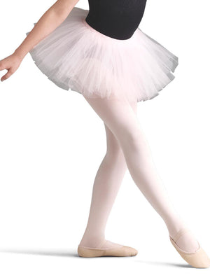 Capezio Waiting for a Prince Tutu Skirt - White - Style:10728W