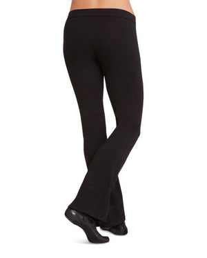 Capezio;Jazz;Pants;Black;TC750