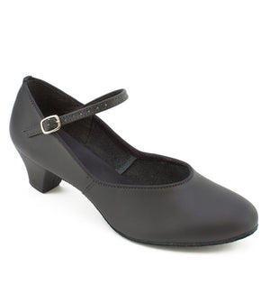"So Danca CH02 1.25"" Sueded Character Shoe - Adult"