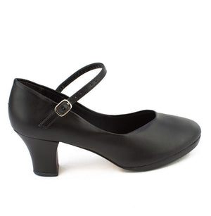"So Danca CH102 2"" Buckle Strap Character Heel"