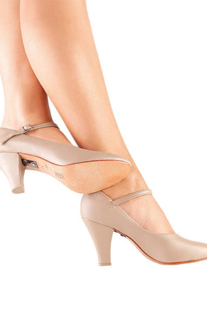 So danca CH53 Character Shoe Caramel