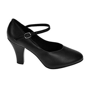 So danca CH53 Character Shoe Black