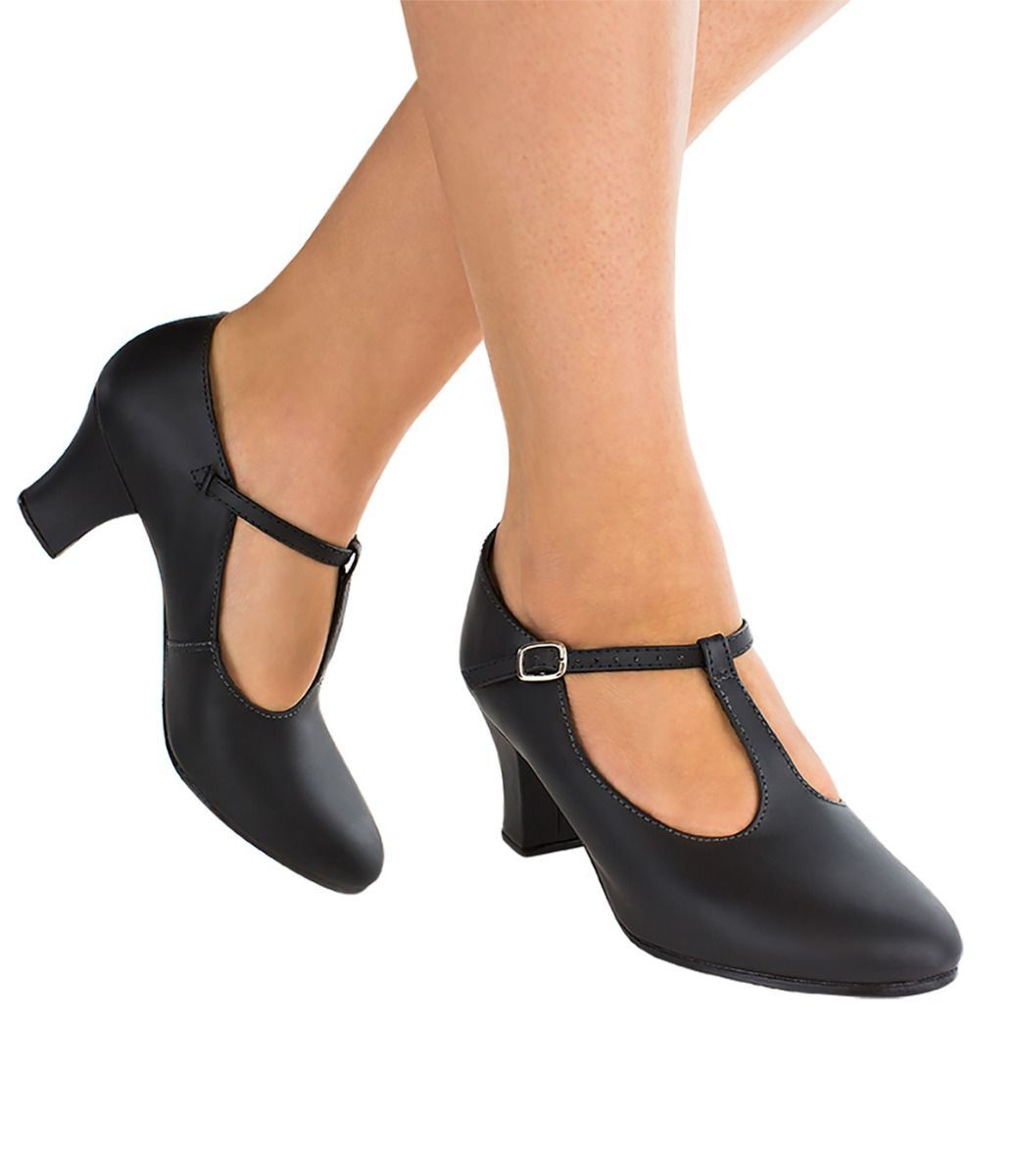 So Danca T-Strap Character Shoes CH54