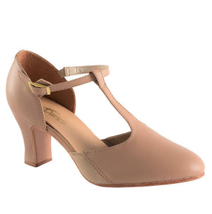 SO Danca CH56 Character Shoe Caramel