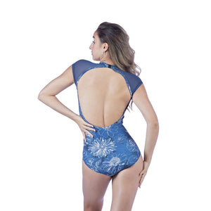 Chic Ballet The Faith Leotard by Chic Ballet Dancewear - Back