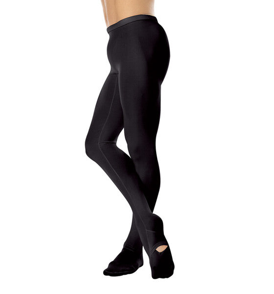 60abaec8c8e33 Body Wrappers Seamless (No Front Seam) Convertible Dance Tight Mens Adult
