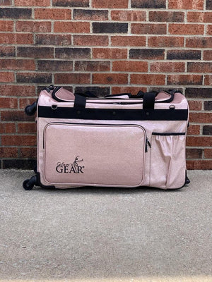 Rose Gold Glam R Gear Dance Bag