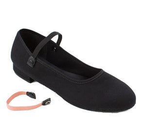 "So Danca 0.75"" Royal Character Shoe Black"