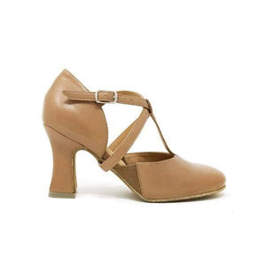 So Danca SD152 Broadway Cabaret T-Strap 2.5 inch heel shoe - Lola