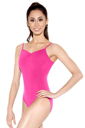 So Danca SL04/D2828 Pinch Front Camisole Leotard - Adult