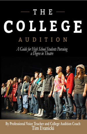 The College Audition Book