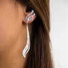 Alual Earrings - 2