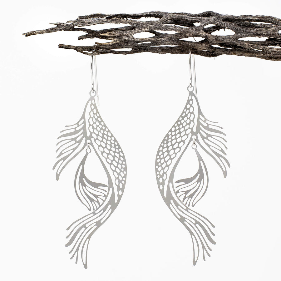 Bok Earrings - 1