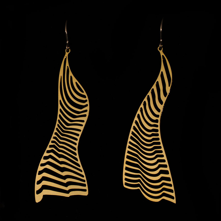 Illusion Earrings - 1