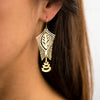 Nilotica Earrings - 1