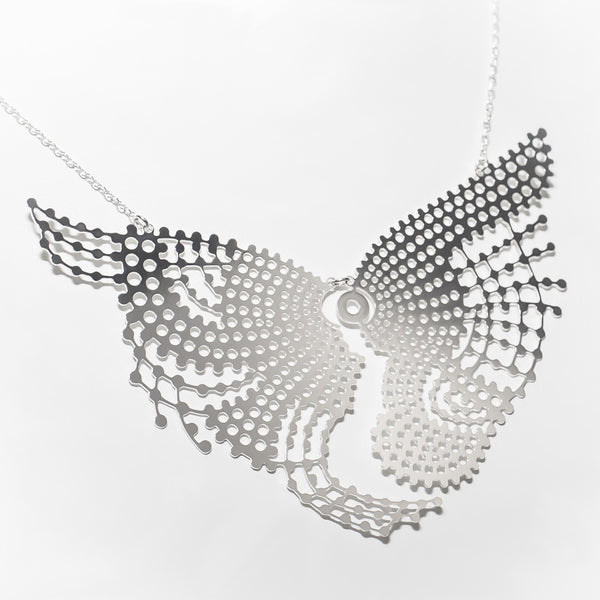 Center Necklace - 1 Silver