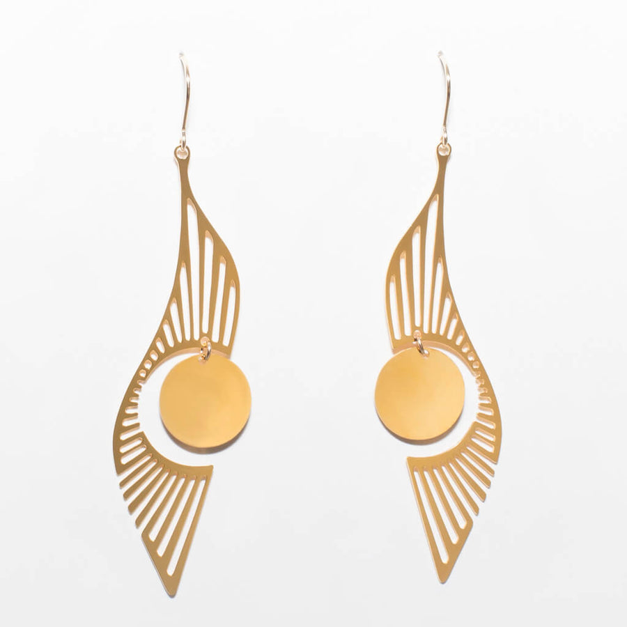 Radiate Earrings - 2 Mixed