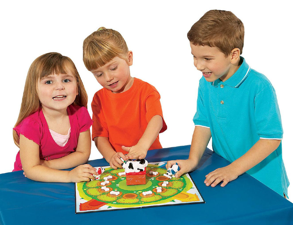 Safe and fun games for children
