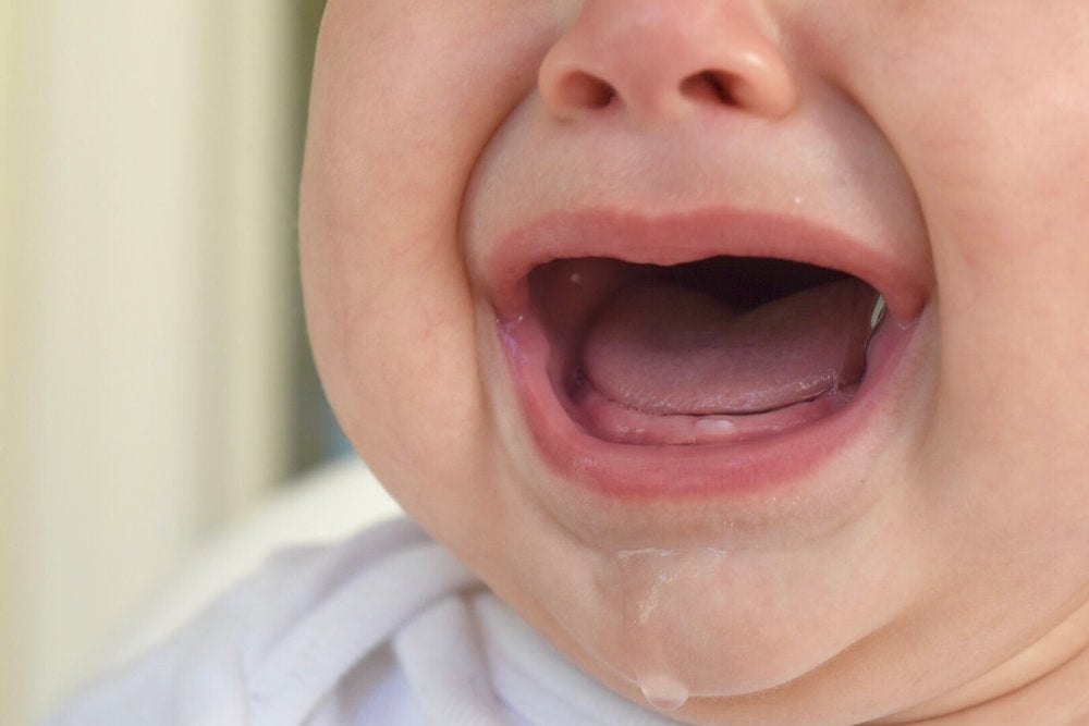 How to help ease teething