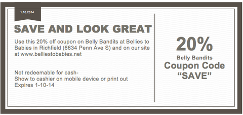 Belly Bandits at Bellies to Babies