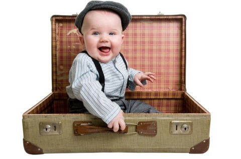 How to travel with baby