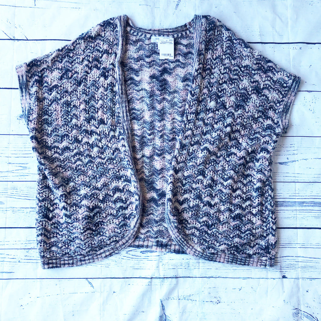 Multicolored Shrug