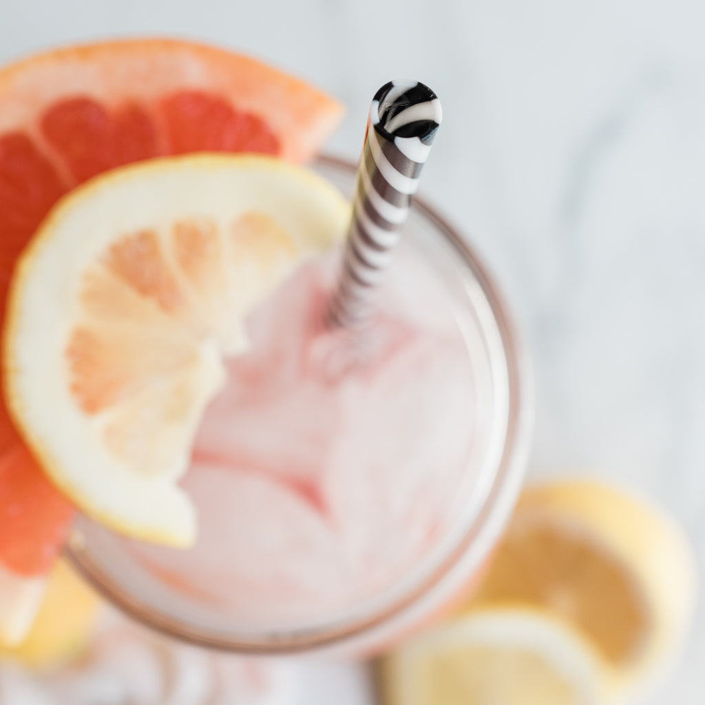 How to Make Pink Lemonade (and why you'll never go back to store bought again)