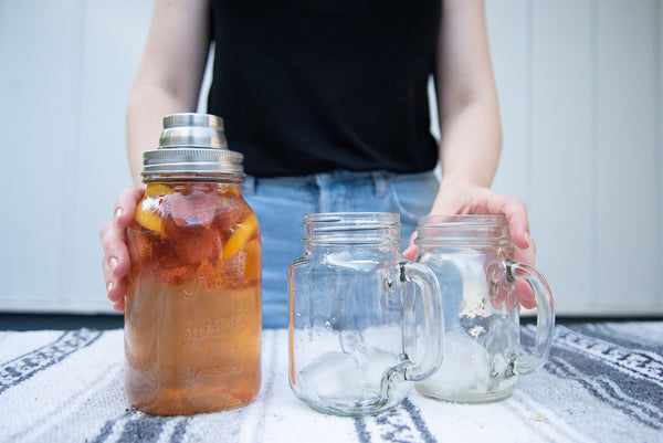 Drinks In Jars - Summer Drinks Part 1