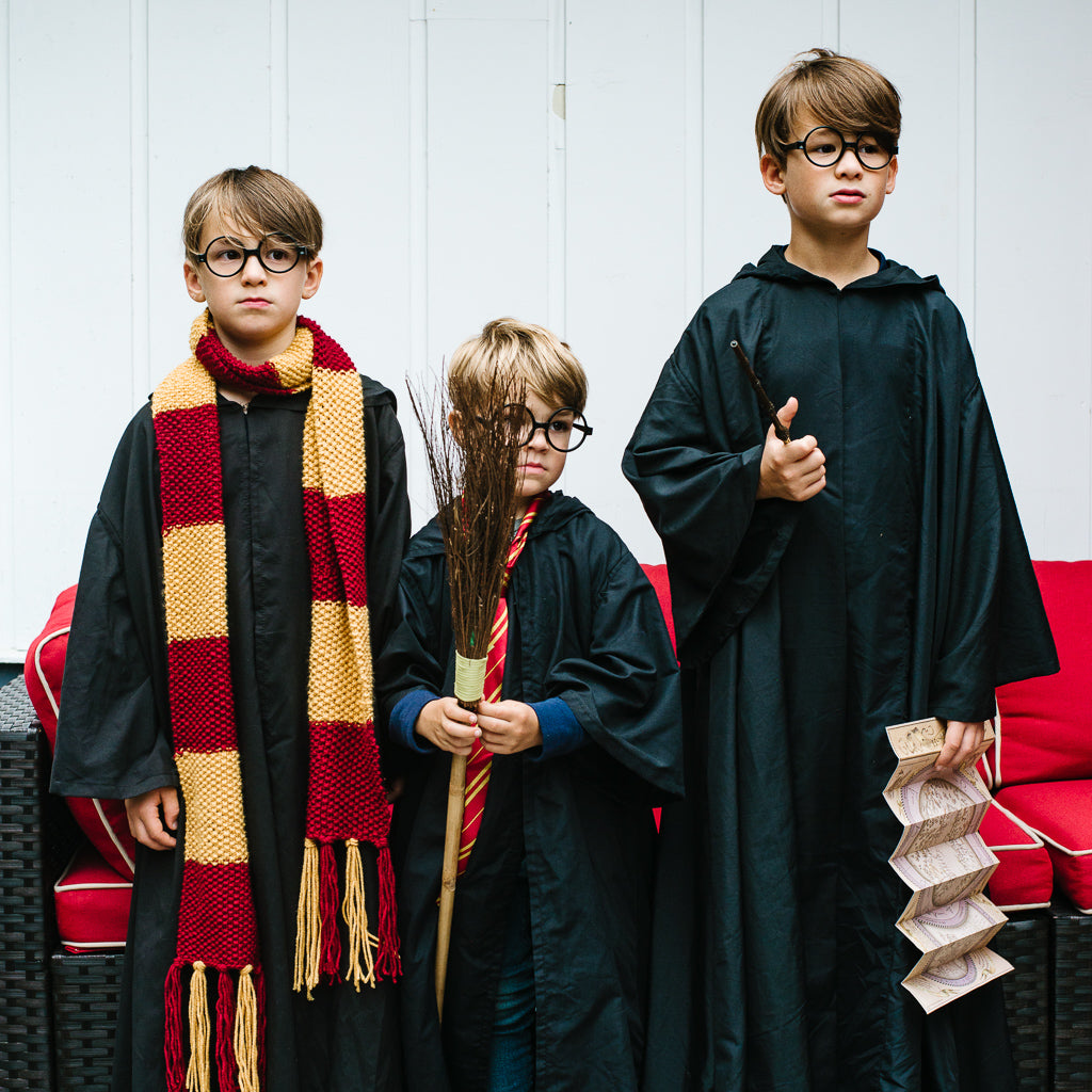 How to Throw a Harry Potter Birthday Party on a Budget AND Keep it Eco-Friendly