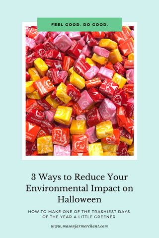 3 Ways to Reduce Your Environmental Impact on Halloween