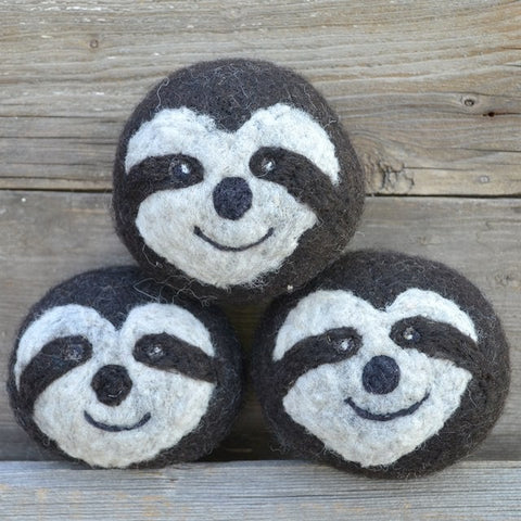 Splat and Co Wool Dryer Balls