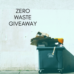 Mason Jar Merchant - Zero Waste Instagram Giveaway