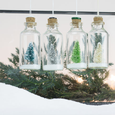 Mason Jar Merchant Recipe for Perfect Decorative Snow