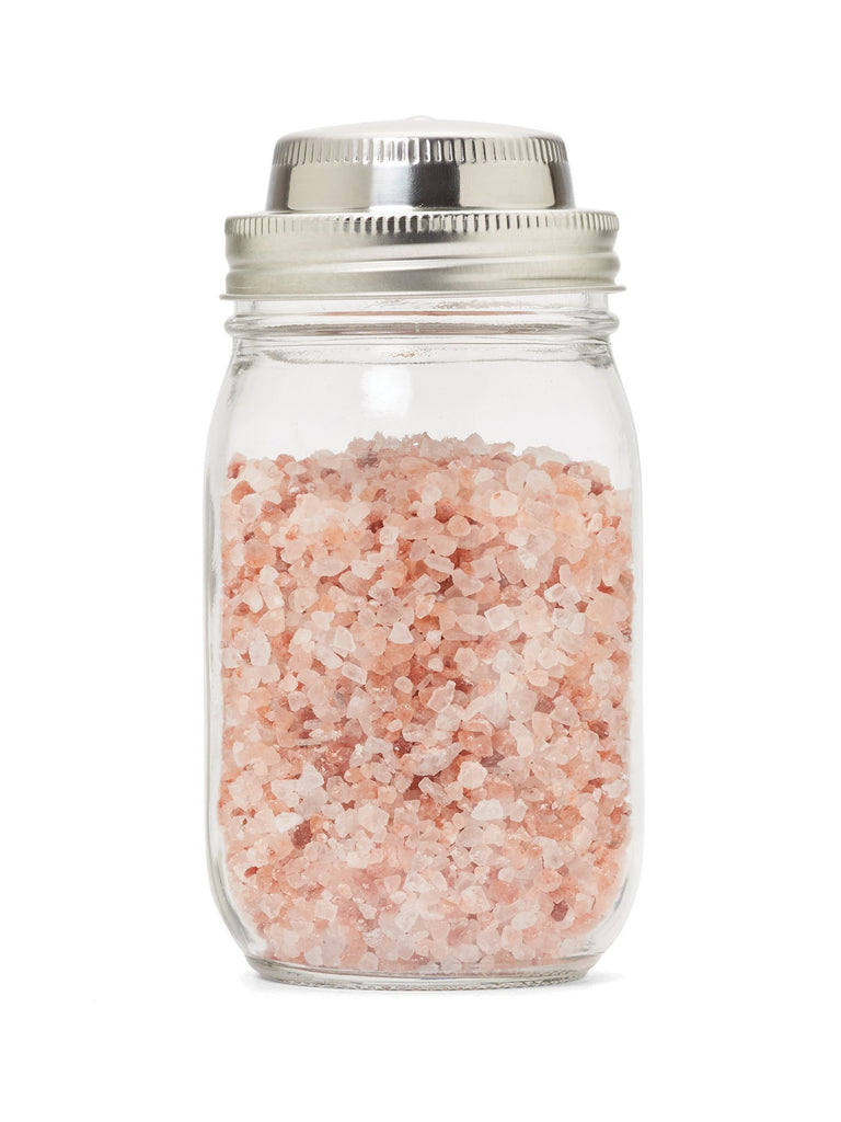 'Jarware' - Stainless Steel Mason Jar Spice / Shaker Lid (Regular Mouth)