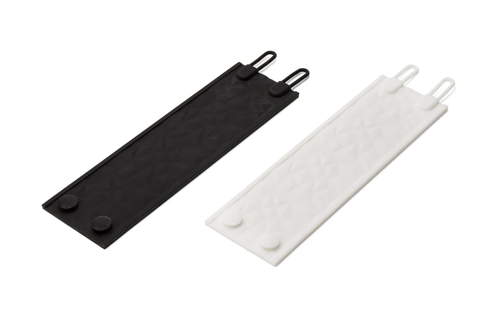 'Jarware' - Faceted Silicone Sleeves - Set of 2