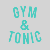 'Gym & Tonic' Mason Jar Tumbler