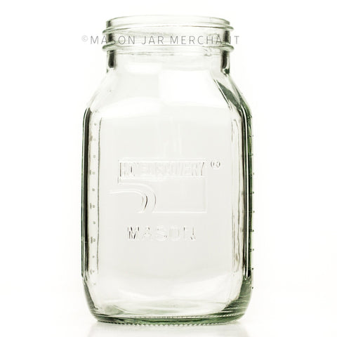 'Fl. 32 oz.' Quart
