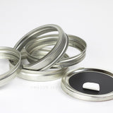 Chalkboard Lids (Lids & Rings) - Set of 4