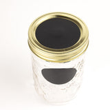 Chalkboard Labels 2.5 Inch Circle (Gem Mouth)
